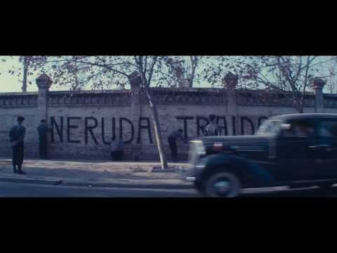 Pablo Larrain, Neruda, Trailer - Cannes 2016