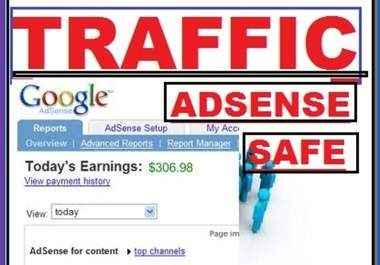 sent 20 000 TRAFFIC to your web/blog site with rep... for $10