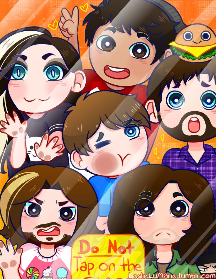 """leslielumarie:  """"Grumps For Sale!""""My submission for the Game Grumps Community Celebration! If you are a GG fan I recommend you check it out!I made a speead paint! Please watch it!! [x]Twitter / YoutubeReblogs>Likes"""