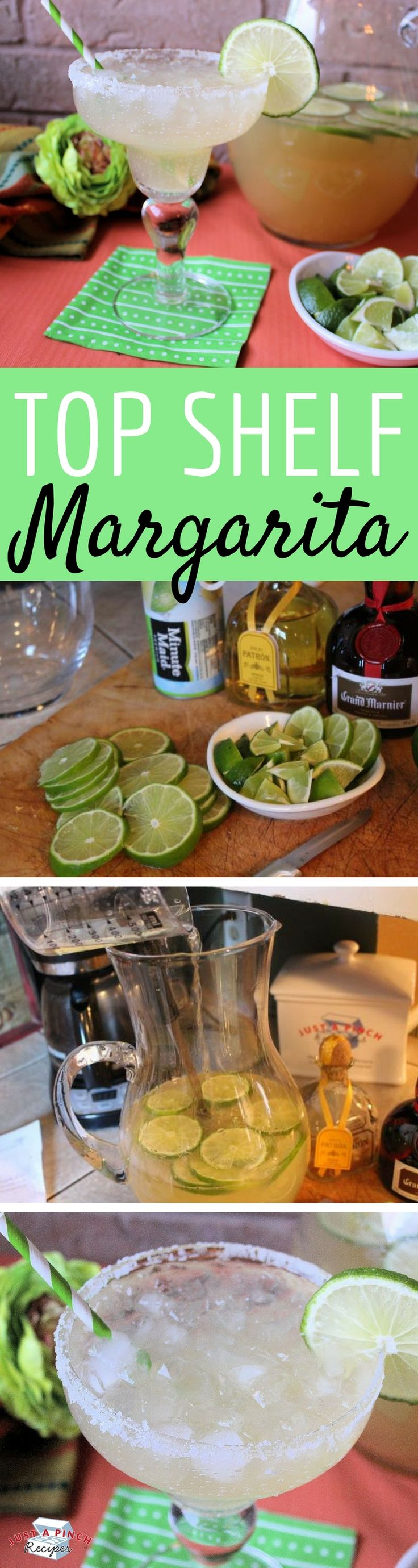 This refreshing margarita recipe truly lives up to its name. Premium liquor really makes a difference in this case. It's sweet with the just right amount of tartness mixed. They taste very smooth. So be careful while drinking... they'll sneak up on you. Cheers!