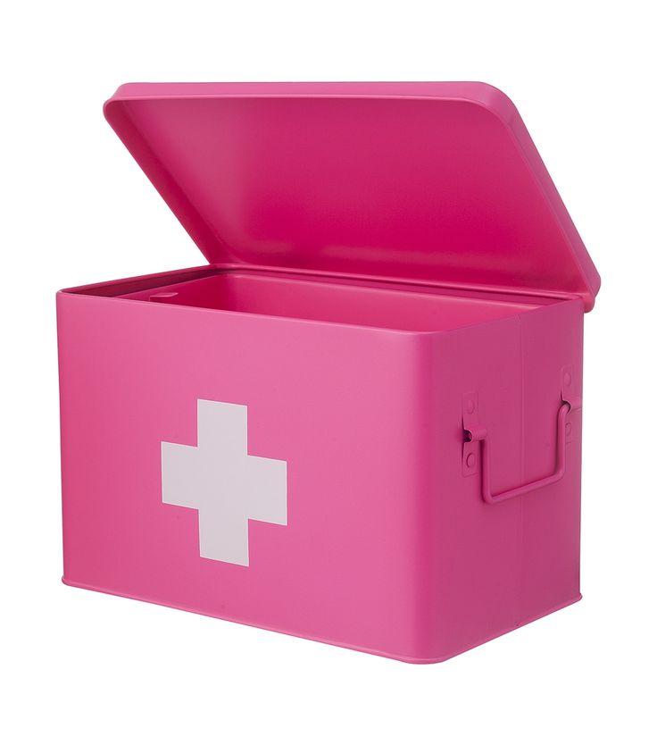 First Aid Box ღPink Lovinღ