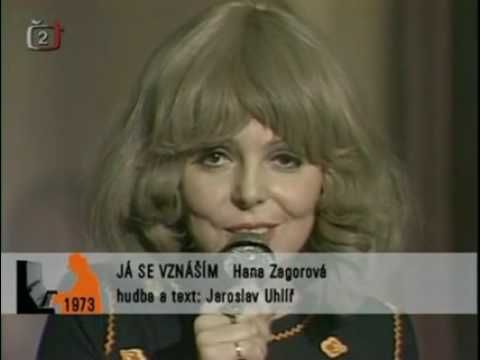 Hana Zagorová -  Já se vznáším   © 1973