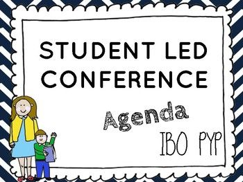 FREE TO DOWNLOAD Do you want to make sure that the Student Led Conference in your classroom goes smoothy? Download this Agenda and practice the steps with your Students.   Good luck!