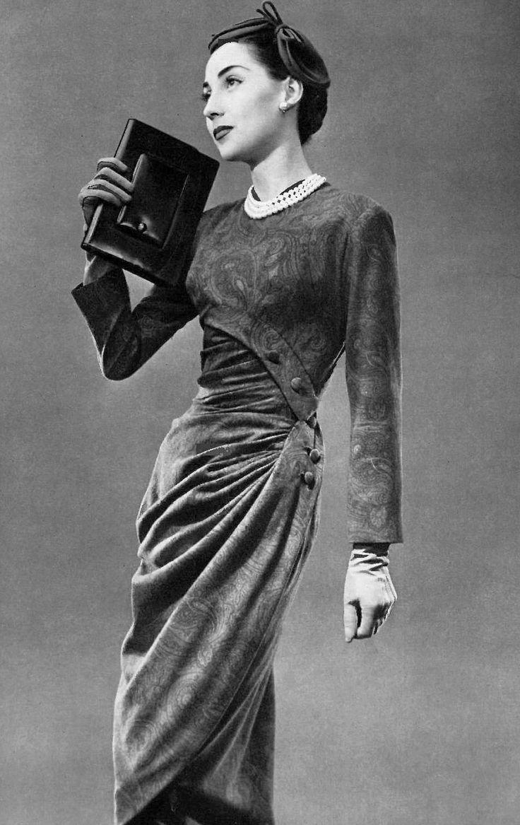 Renée Breton in Jean Dessès, 1955