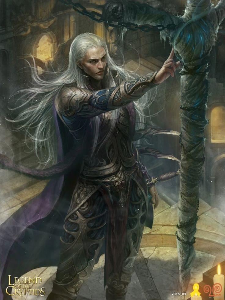 Чиитать воин темный эльф