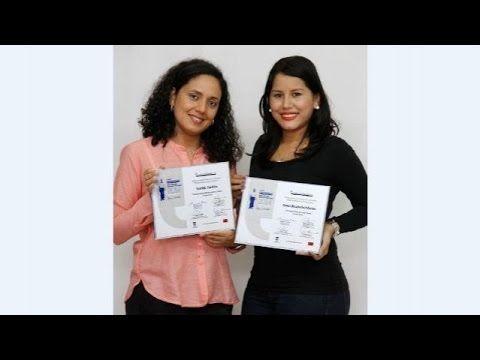 Matilde Córdoba e Irma Palacios fueron entrevistadas por su premio de excelencia periodística en Nicaragua