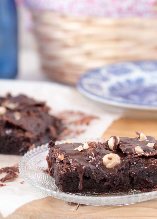 Gluten Free Mississippi Mud Cake - Πλούσιο Κέικ Σοκολάτας Χωρίς Γλουτένη