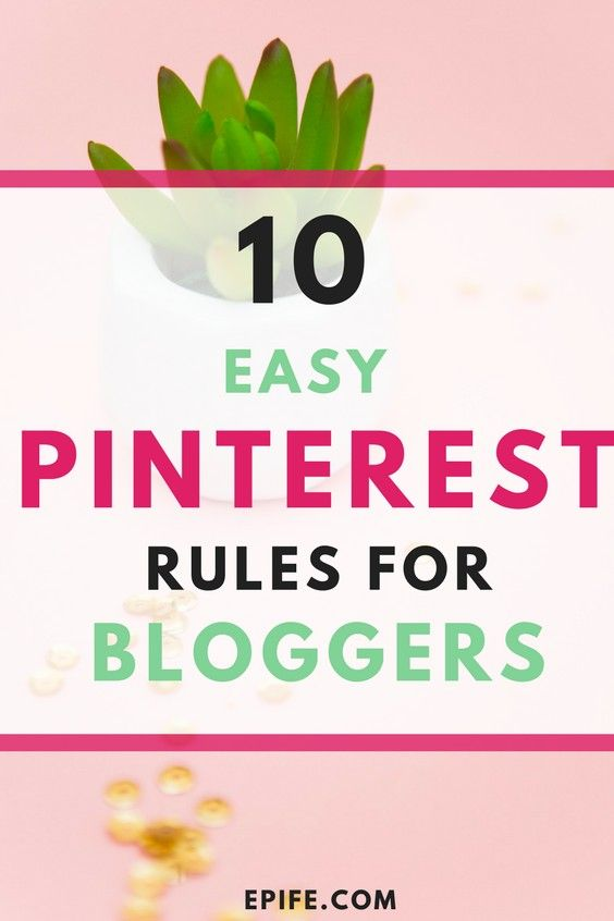 Not sure, how does Pinterest work? These are 10 easy rules to use Pinterest for bloggers, small business owners and entrepreneurs. By following Pinterest strategies, it's easier to get traffic to your blog. Look at the easy rules to use pinterest and drive traffic to your blog.