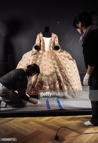 U0027Fashioning The Body: An Intimate History Of The Silhouetteu0027 Exhibition  Photo Call :