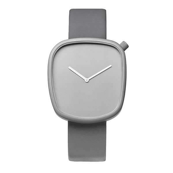 Buy your Bulbul Pebble 04 Grey/Grey® Watch from an authorised retailer with free worldwide delivery. October 2016 collection and 5% off your first order