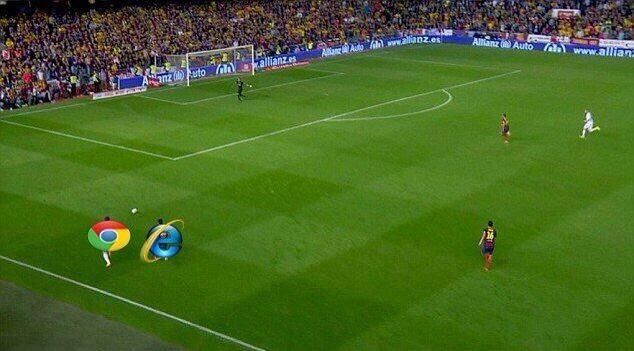Bale vs Bartra...