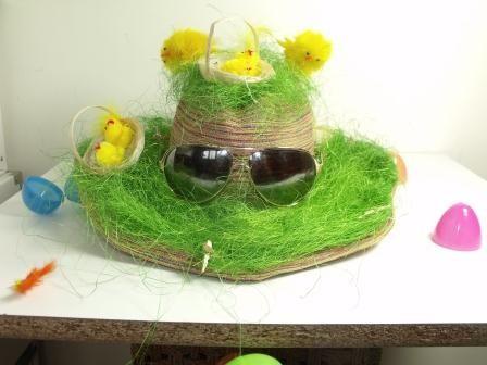 Cool Easter Bonnet hat for Boys! | Mamajewels