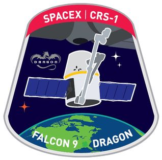 SpaceX CRS-1, also known as SpX-1, was the third flight for Space Exploration Technologies Corporation's (SpaceX) uncrewed Dragon cargo spacecraft, the fourth overall flight.