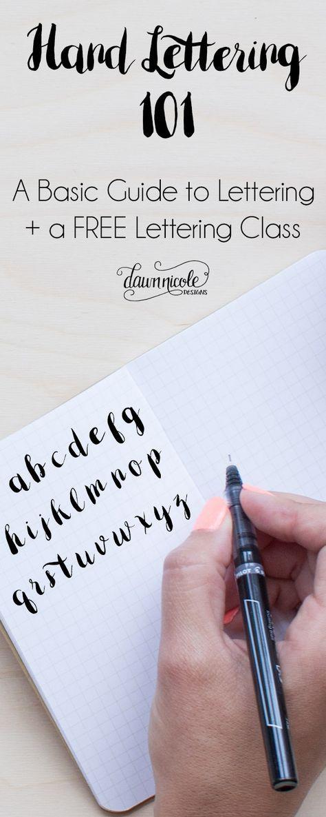 Bien-aimé Oltre 25 idee originali per Scrittura a mano su Pinterest | Font  DQ56