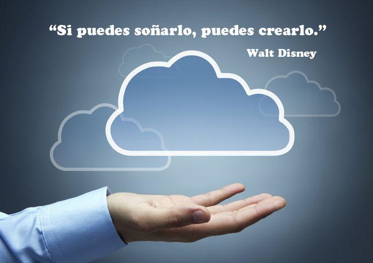 """¡Buen dia les desea Creasy! """"Si puedes soñarlo, puedes crearlo."""" - Walt Disney"""