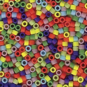 Delica Mix Matte Rainbow- 100 Gm (MIX42)
