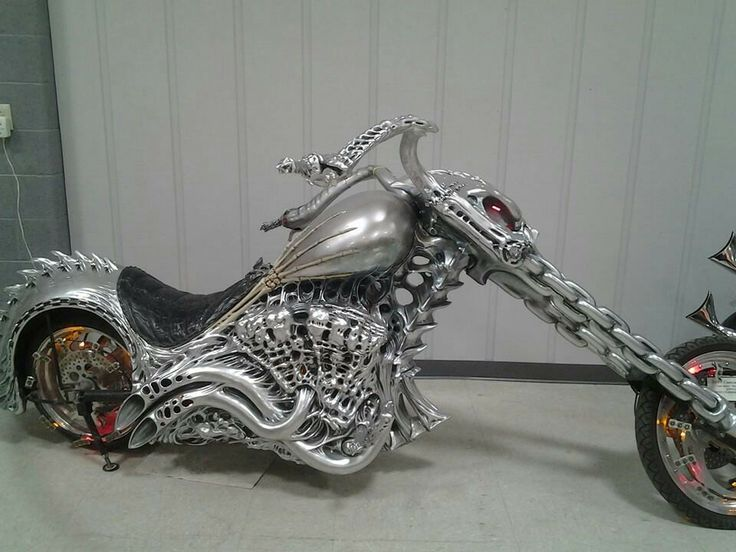 Bike From Ghost Rider Movie Bikes Cars Campers And Rides