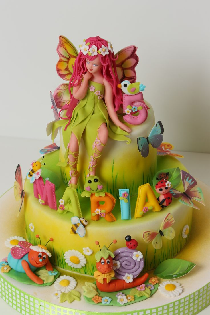 17 Best Ideas About Fairy Cakes On Pinterest Kids Fairy