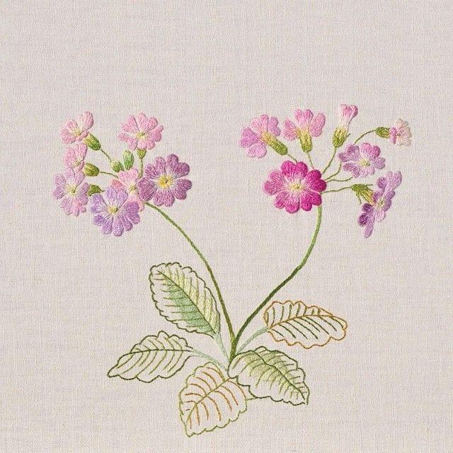 Kvetinky vysivane