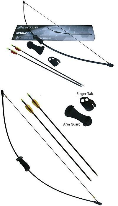 Archery Sets and Kits 161751: Petron Archery Set For Teenagers - Medium Bow BUY IT NOW ONLY: $37.13