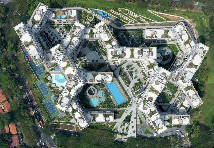 Gallery - OMA and Ole Scheeren's Interlace Named World Building of the Year 2015 - 6