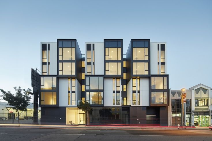 La Maison (San Francisco) | Architect Magazine | TC Studio, San Francisco, CA, Multifamily, New Construction, Interiors, Residential Projects, Interior Design, Architecture, California, Alan Tse