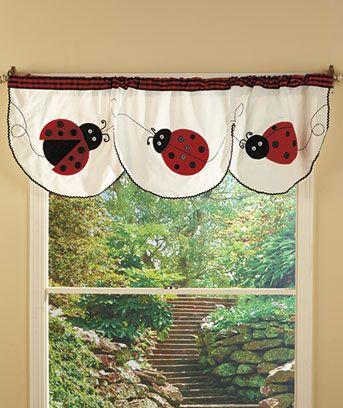 Ladybug Kitchen Collection