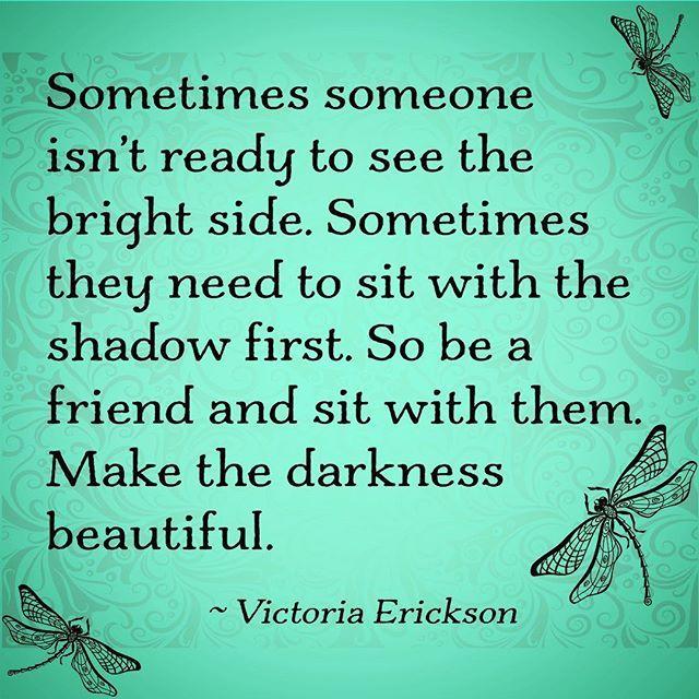 Audacity Of Hope Quotes: #believe #breathe #enough #beafriend #makethedarkbeautiful