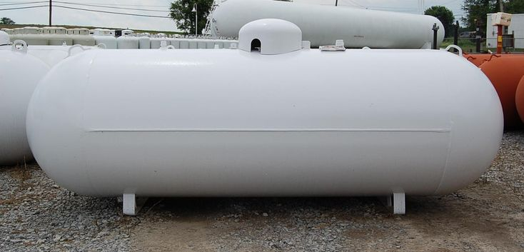how to tell if home propane tank is empty
