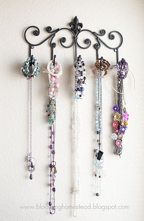 17 best images about organizar on pinterest diy jewelry for Hobby lobby jewelry holder