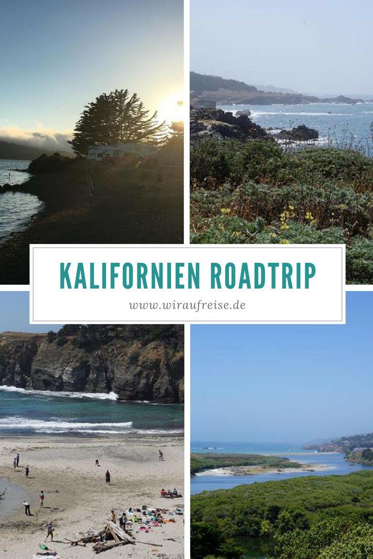 Einzigartige Wanderungen entlang der Pazifikküste in Kalifornien, nördlich von San Francisco. Mehr Informationen unter www.wiraufreise.de