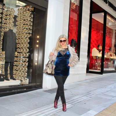 Christmas walk in Athens – So daisy So fashion