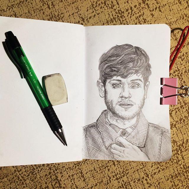 #art #instaart #instaartist #draw #drawing #sketch #sketchbook #sketching…