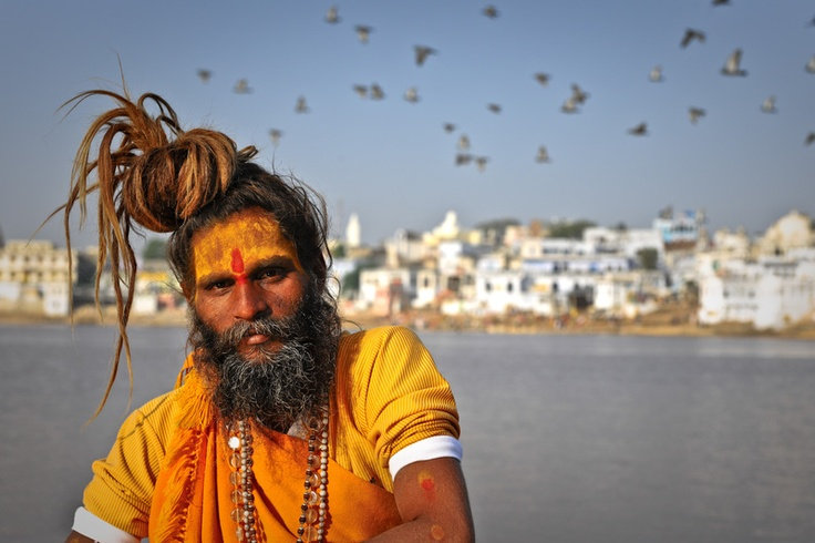 Pushkar, #Rajasthan, #India
