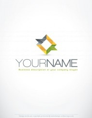 Ready Made abstract Logo Design at http://design-online-logo.com/product-category/abstract-company-logo/