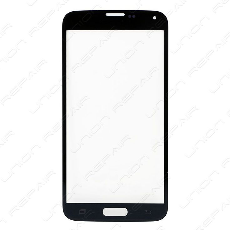 Replacement for Samsung Galaxy S5 Front Glass Black