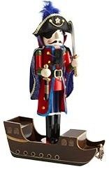 Pirate Ship Nutcracker - eclectic - Holiday Accents And Figurines - Pier 1 Imports