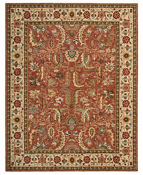 Nourison Rugs, Persian Legacy PL04 Terracotta - Nourison - Rugs - Macy's