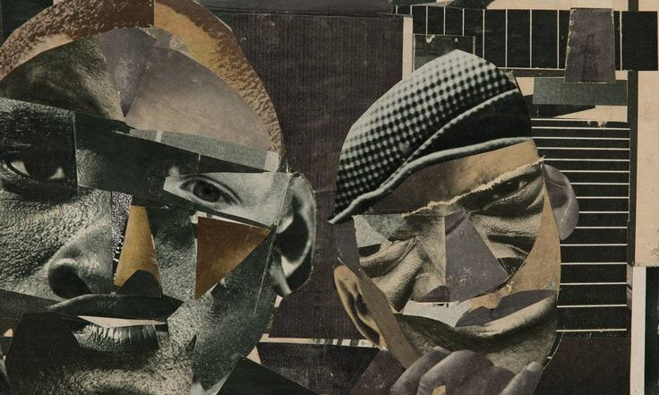 Nomes como Barkley Hendrix e Romare Bearden buscavam respeito artístico para além dos direitos civis