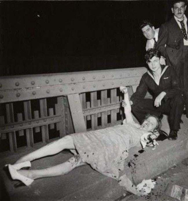 12 Grotesque Snapshots From Weegee, History's Most Famous ...