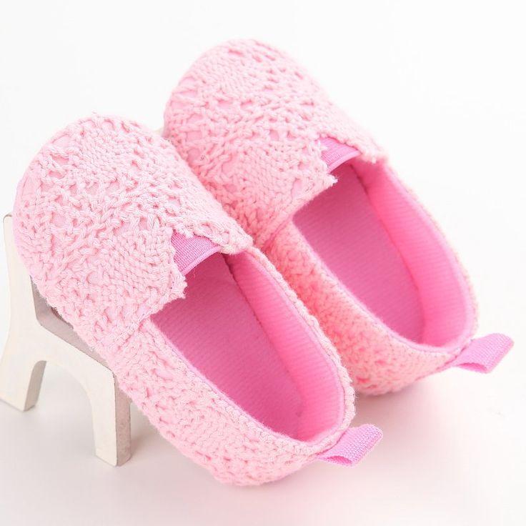 bebe première walkerskids toddler chaussures sapatos bébé semelle souple dentelle rose fille de fleurs (roses).11cm TYUcj09dp