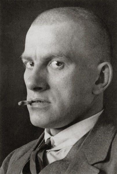 Alexander Rodchenko : Vladimir Mayakovsky, poet . Владимир Маяковский