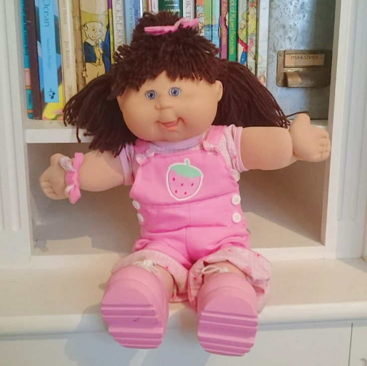CABBAGE PATCH KIDS DOLL PA-5 (2004)