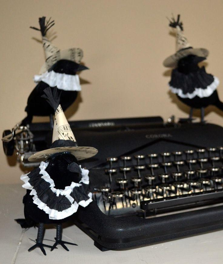 halloween crows - Halloween Crows