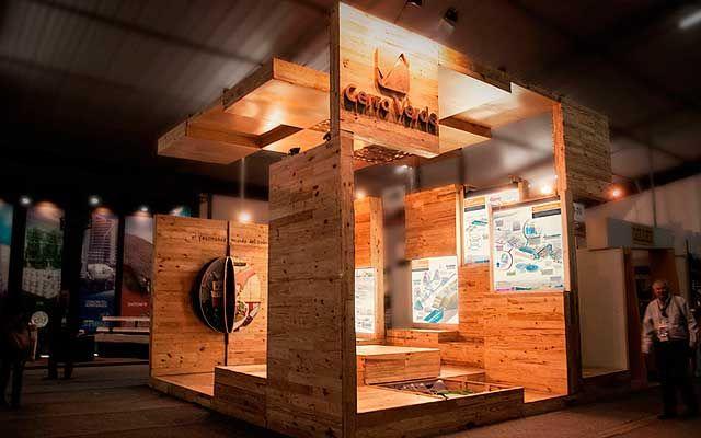 Decofilia blog el encanto de la madera en el dise o de stands exhibici n pinterest blog - Stand de diseno ...