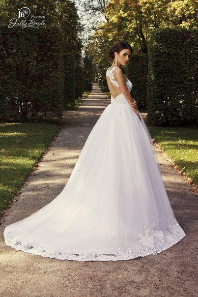 Свадебное платье Вильнелия