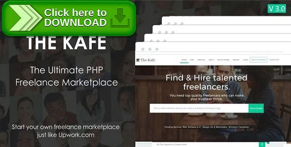 [ThemeForest]Free nulled download The Kafe - Ultimate Freelance Marketplace from http://zippyfile.download/f.php?id=55490 Tags: ecommerce, freelance job board, freelance marketplace, Freelance Marketplace System, freelance system, freelance system marketplace, job board system