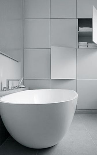 Kianfar Revell Sussex Town House Zen Bathroom Designbathroom