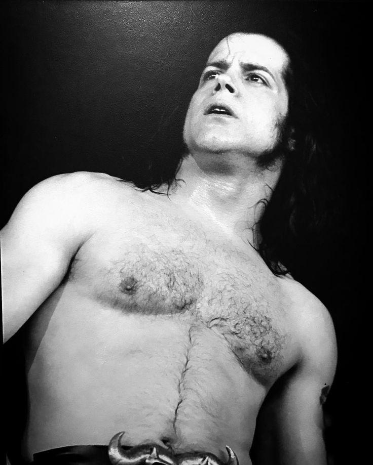 GD Danzig on tour with Metallica summer 1994. Photo by Jaye Clarke --Dear God!!