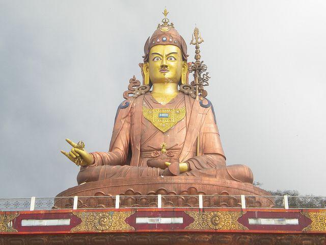 Guru Padmasambhava - Samdruptse, Sikkim